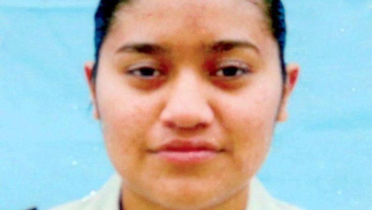 María Fernanda González murió a causa de una herida de bala. (Foto Prensa Libre: PNC).