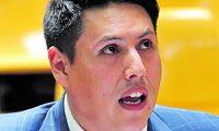 Óscar Schaad, fiscal de Delitos Electorales, recibió amenazas de muerte, por lo que renunció al cargo. (Foto Prensa Libre: Hemeroteca PL)