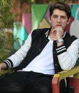 """Alejandro Sago, cantautor guatemalteco, presentó este miércoles su más reciente tema """"Más de lo que esperaba"""", una colaboración con el salvadoreño Fortín. (Foto Prensa Libre: Keneth Cruz)."""