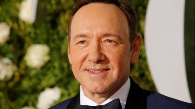 """""""Estoy más que horrorizado al oír esta historia"""", afirmó el famoso actor de Hollywood Kevin Spacey. REUTERS"""