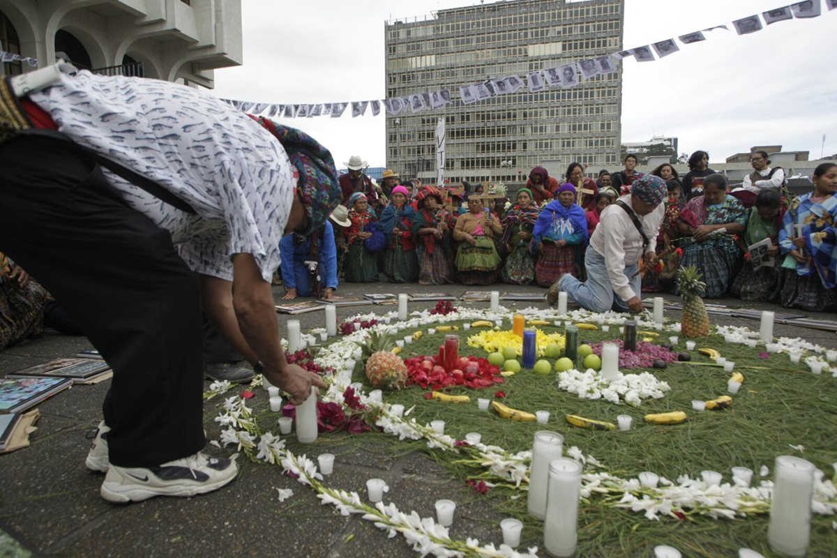 Conmemoran el Día de la Dignidad de las Víctimas