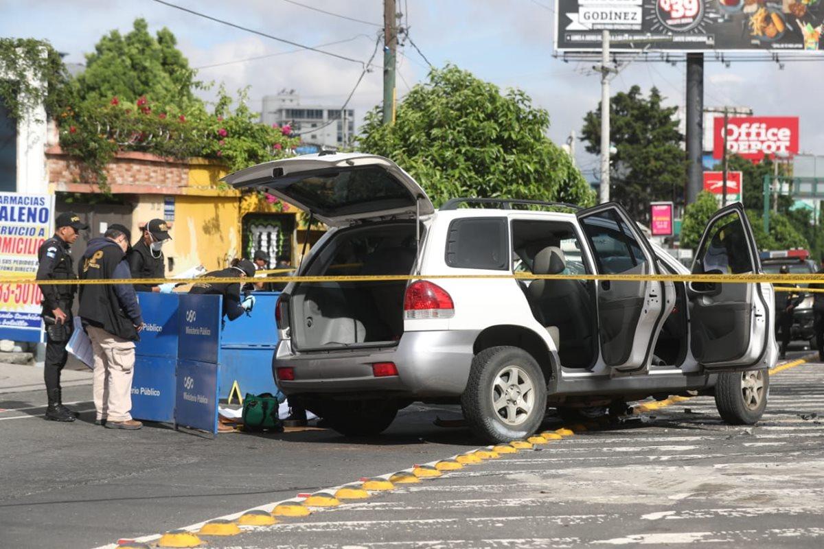 Médica muere en accidente de tránsito en bulevar Los Próceres