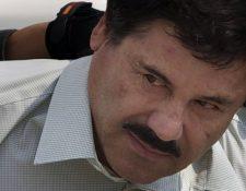 """Joaquín """"el Chapo"""" Guzmán escapó de una cárcel de máxima seguridad en julio último. Foto Prensa Libre (AP)"""