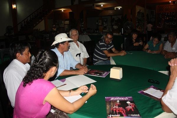 Varias reuniones se han hecho entre autoridades y empresarios de los municipios involucrados. (Foto Prensa Libre: Cortesía Inguat)