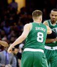 Avery Bradley fue clave en la victoria de los Celtics contra Cleveland. (Foto Prensa Libre: AFP).