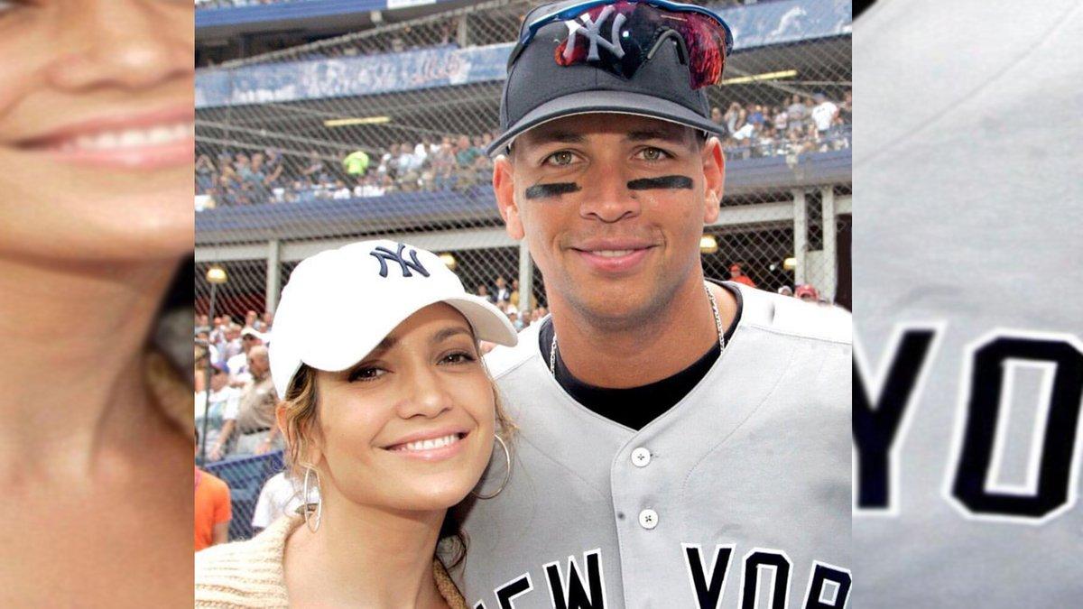 A-Rod y Jennifer López son la pareja del momento