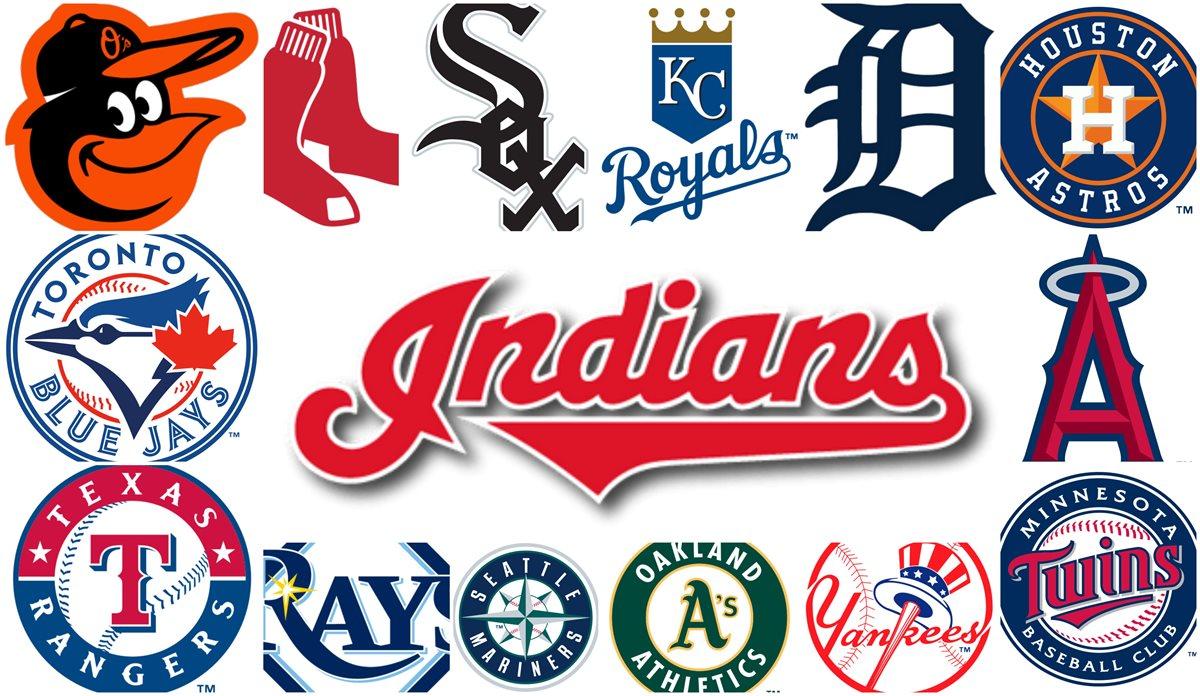 Fichas de los equipos de la Liga Americana en 2017