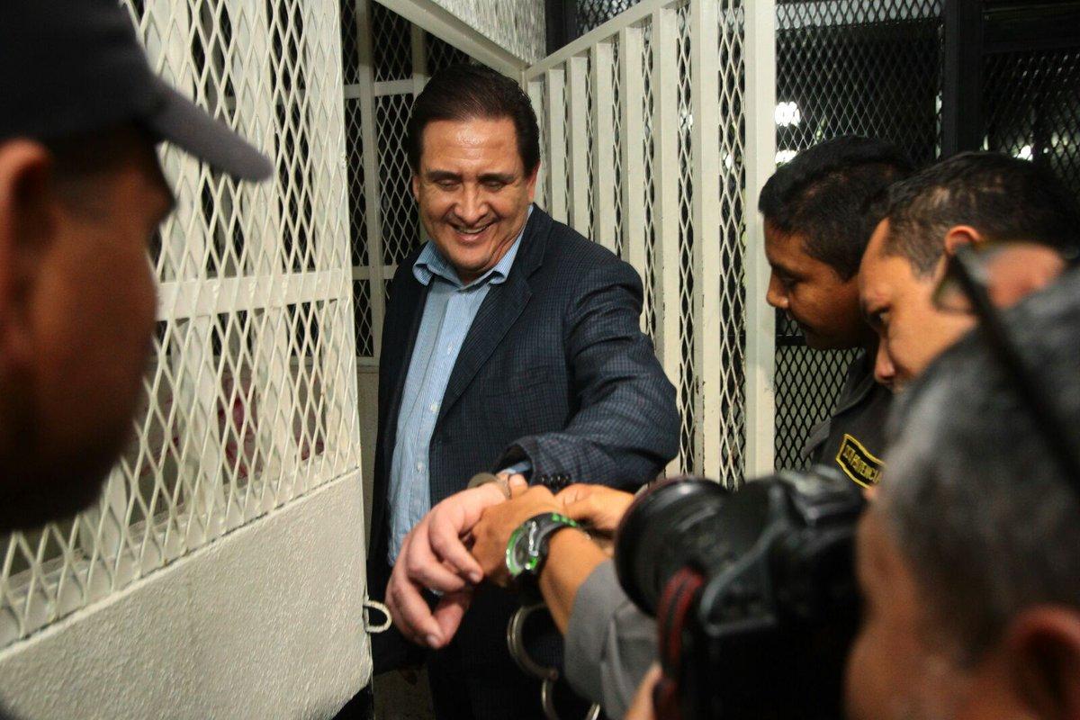 Gustavo Alejos y la prisión domiciliar que aún no puede gozar