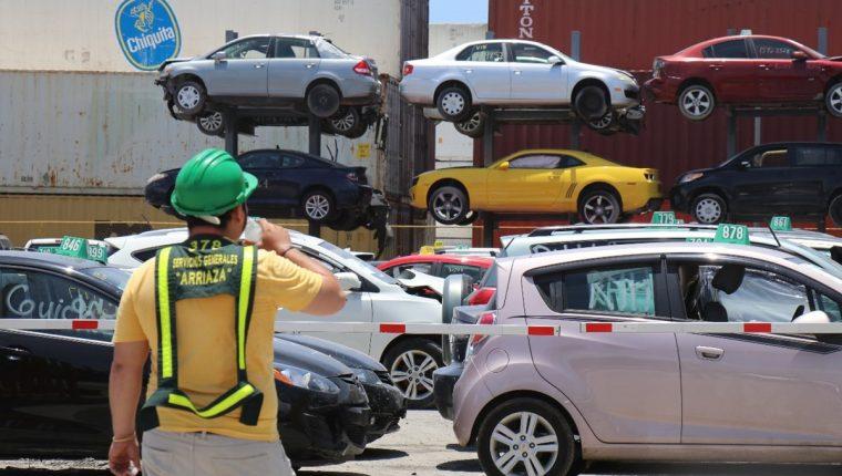 La subasta se desarrollará la próxima semana en Puerto Barrios. (Foto: Hemeroteca PL)