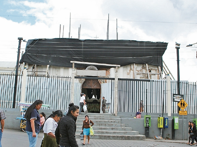 Persisten daños por terremoto en San Marcos