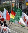 Toronto empieza a vibrar la fiesta deportiva. Atletas de todos los países de América están en Canadá. (Foto Prensa Libre: Edwin Quezada / Especial para Prensa Libre)