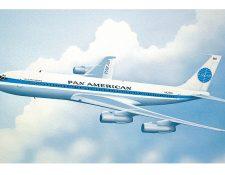 Los aviones con el logotipo azul y la marca pan Am se constituyeron en todo un símbolo de la aviación moderna en el mundo. (Foto: Hemeroteca PL)