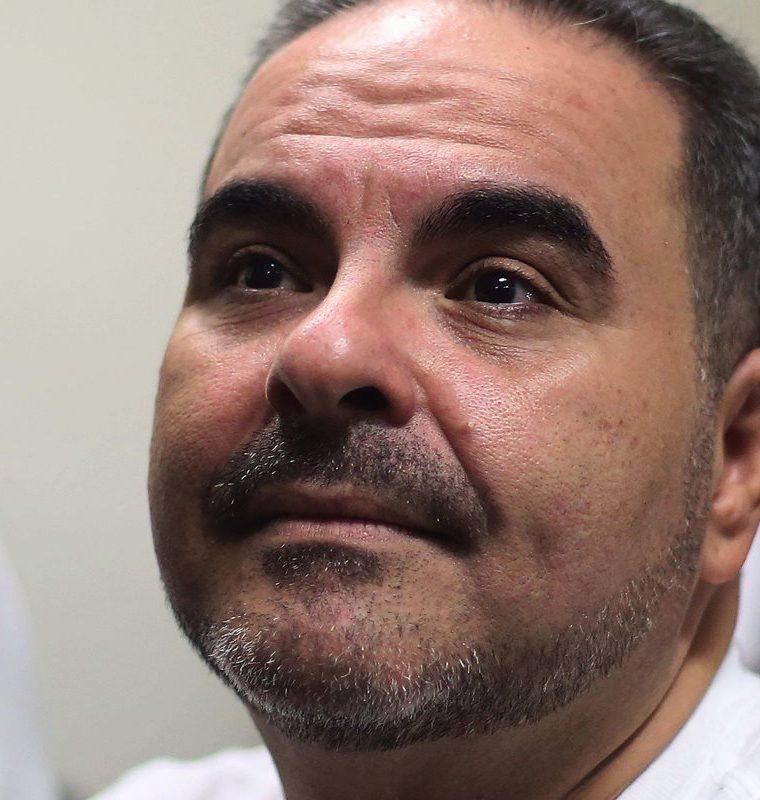 El expresidente de El Salvador Elías Antonio Saca  confesó ante una corte penal la forma en la que organizó y ejecutó el desvío y lavado de más de US$300 millones. (EFE)