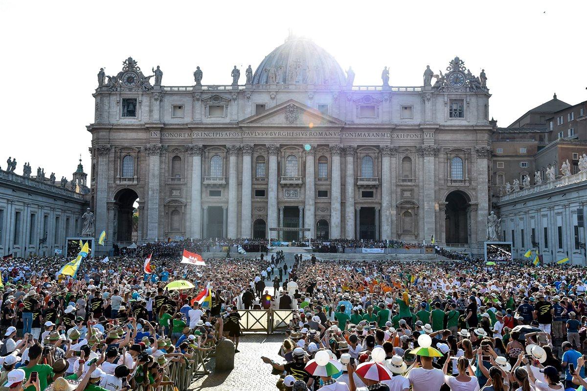 Hasta 1992 el catecismo no excluía la pena capital en casos extremos. (Foto Prensa Libre: AFP)