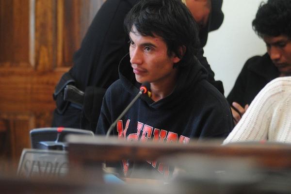 Josué Adalberto Escobar es investigado por ataques contra pilotos y cobro de extorsiones.(Foto Prensa Libre: Alejandra Martínez)