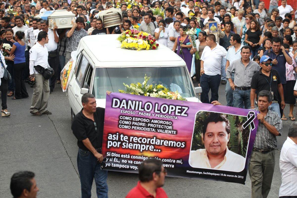 Crímenes contra periodistas se incrementan en Guatemala