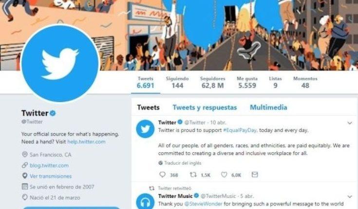 Twitter es un servicio de nanoblogueo, con sede en San Francisco, California, Estados Unidos. Fue creado en marzo del 2006. (Foto Prensa Libre: Twitter)