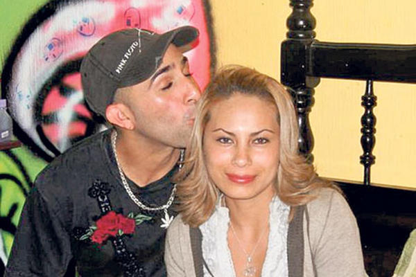 La pareja publicaba sus actividades personales en Facebook, donde mostraban su relación sentimental.