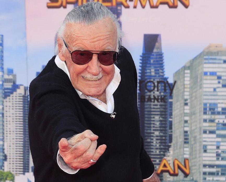 Stan Lee: celebridades y artistas reaccionan a la muerte del referente de Marvel