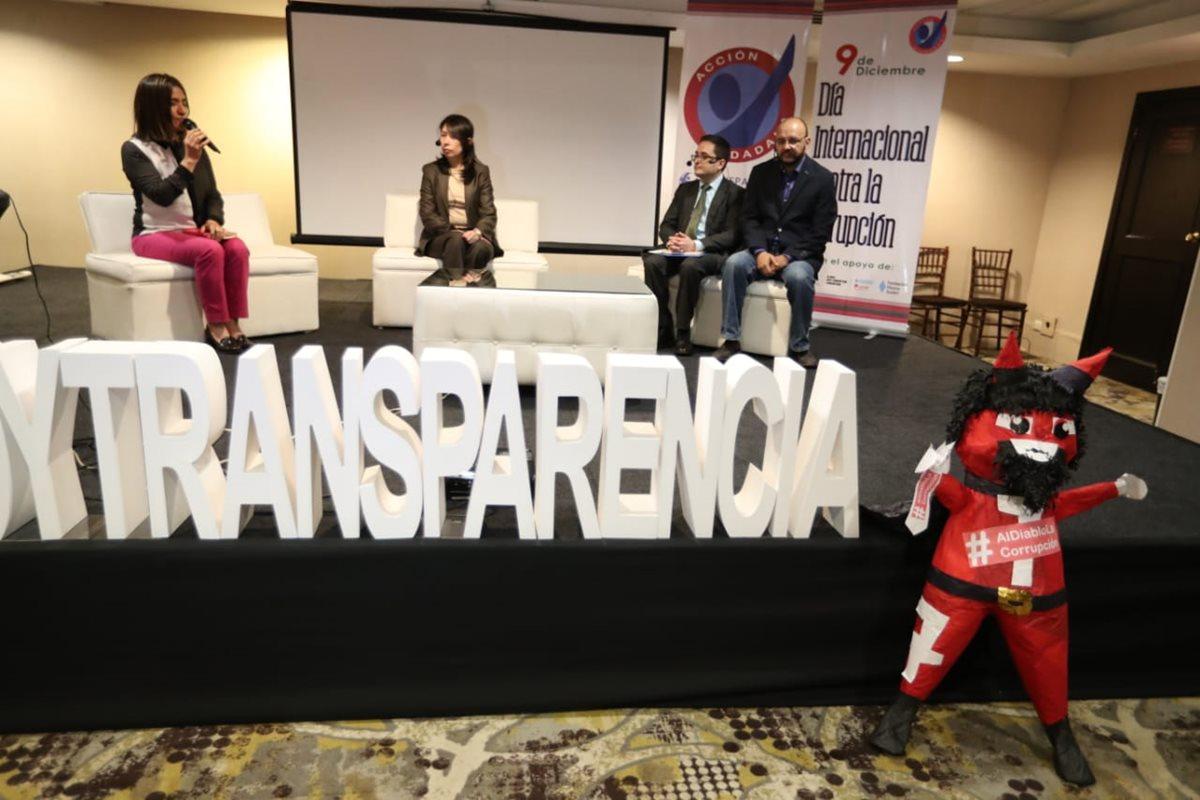 Iniciativa visibiliza las consecuencias de la corrupción en el país
