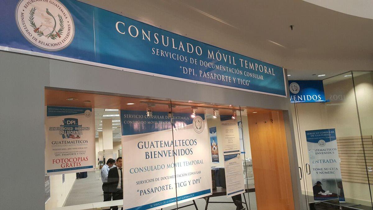 Abren consulado móvil en Richmond, California – Prensa Libre