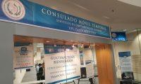 Tercer consulado móvil opera desde este viernes en Richmond, California. (Foto Prensa Libre: Minex)