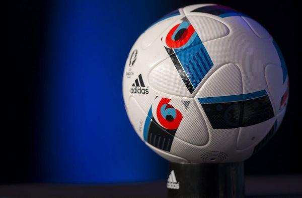 Imagen del balón oficial de la Eurocopa que albergará Francia el año  próximo 04ba6e51ed4a7