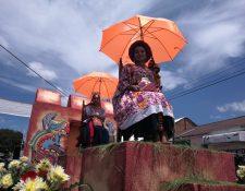 Helen Marisol Batz Quixtán, Umial Tinimit Re Xelajuj No´j. (Foto Prensa Libre: Fred Rivera)