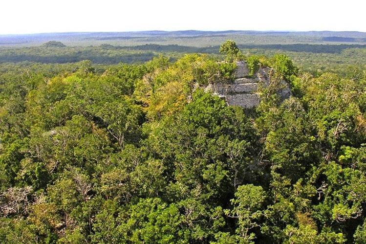 El Mirador es uno de los sitios y vestigios más importantes que se conservan del mundo maya. (Foto: Hemeroteca PL)