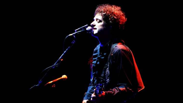 El el 2014 el músico argentino Gustavo Cerati falleció a los 55 años después de estar en coma por cuatro años. Foto Prensa Libre: César Mariño García/Pacific Press/Alamy Live News.