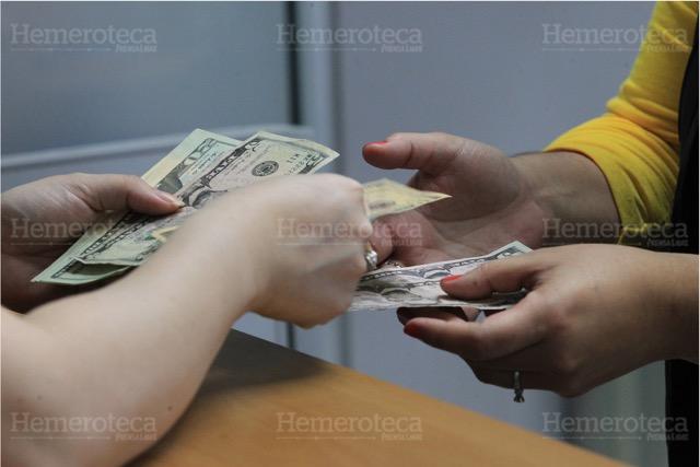 Las remesas alimentan el ingreso de dólares al mercado guatemalteco. (Foto: Hemeroteca PL)
