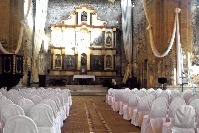 Los hoteles de Antigua Guatemala recibieron durante el fin de semana a los primeros grupos de visitantes  de la cumbre.