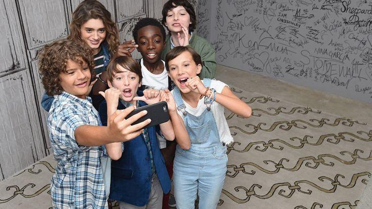 """La serie """"Stranger Things"""" tiene menos nominaciones este año (12) que el año pasado (18). (Getty Images)."""