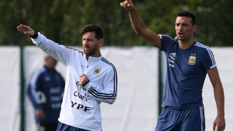 Lionel Scaloni dirigirá hasta la Copa América de 2019 en Brasil. (Foto Redes).