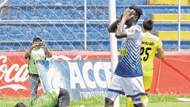 Suchitepéquez y Marquense parecen estar condenados a perder su lugar en la Liga Nacional (Foto Prensa Libre: Hemeroteca PL)