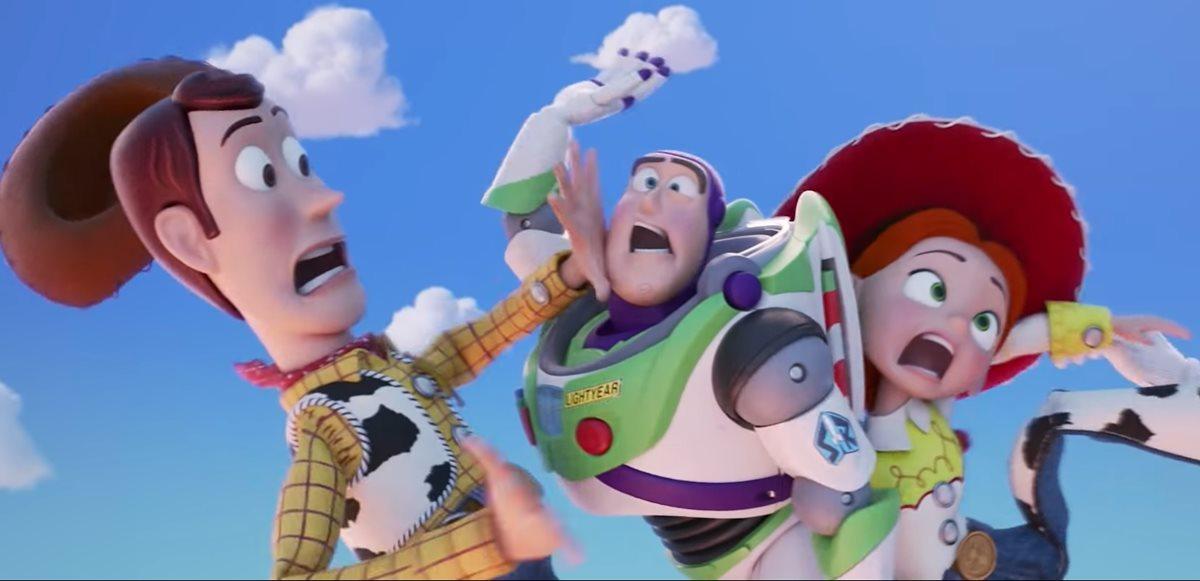 La nueva película de Toy Story promete mucha diversión. (Foto Prensa Libre: YouTube)