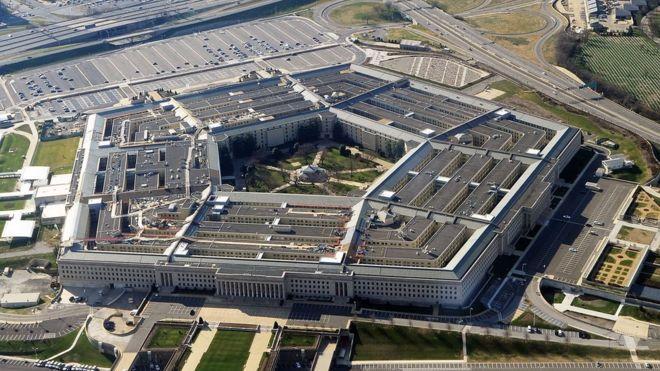 El Pentágono tiene un presupuesto anual de cientos de miles de millones de dólares. AFP