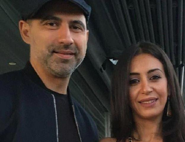 Ouissem Medouni y Sabrina Kouider sostuvieron una larga e interrumpida relación desde que se conocieron en 2001.