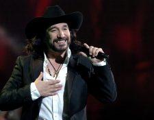 El mexicano Marco Antonio Solís se presentará en el occidente del país (Foto Prensa Libre: EFE).