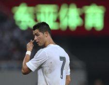 Cristiano junto a Benzema se quedarán en Madrid para recibir tratamiento médico. (Foto Prensa Libre: EFE)