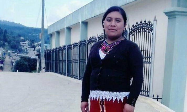 El cuerpo sin vida de de Juana Raymundo, lideresa campesina de Quiché, fue localizado el fin de semana. (Foto Prensa Libre: Hemeroteca PL)