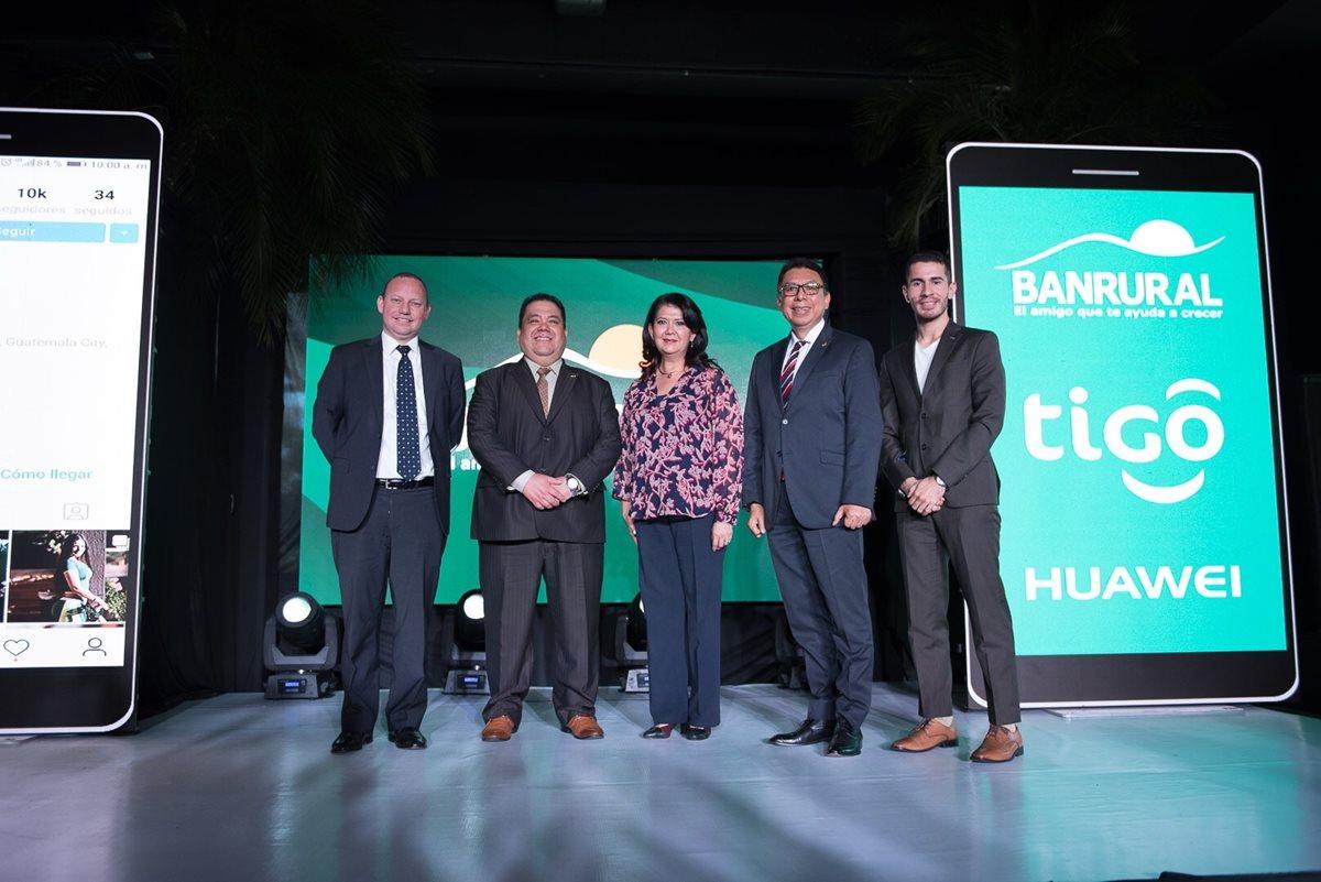 BANRURAL presentó la promoción: Crédito Ya!