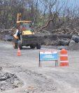 El Gobierno decretó estado de calamidad en Escuintla, Sacatepéquez y Chimaltenango —luego de la erupción del Volcán de Fuego— que estuvo vigente hasta el 3 de julio último, pues el Congreso no ratificó la extensión solicitada. (Foto Prensa Libre: Hemeroteca PL)