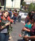 Los pequeños gestos pueden agregar felicidad a la vida cotidiana. (Foto Prensa Libre: Fernando Magzul)