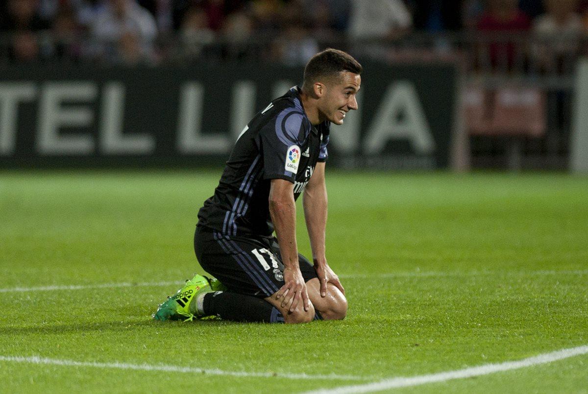 El jugador de Real Madrid espera con mucha ilusión el partido de vuelta frente al Atlético. (Foto Prensa Libre: AFP)