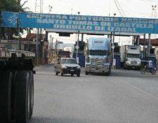 La SAT invertirá en infraestructura para mejorar el servicio aduanero. (Foto Prensa Libre: Hemeroteca)