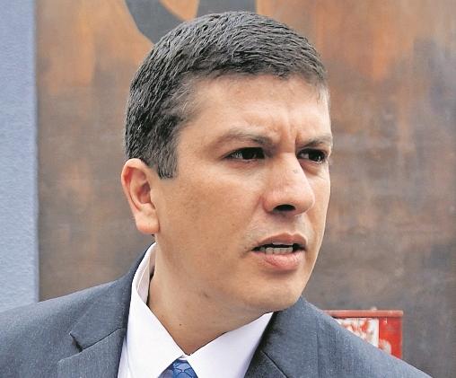 El diputado Gustavo Arnoldo Medrano Osorio. (Foto Prensa Libre: Hemeroteca PL).