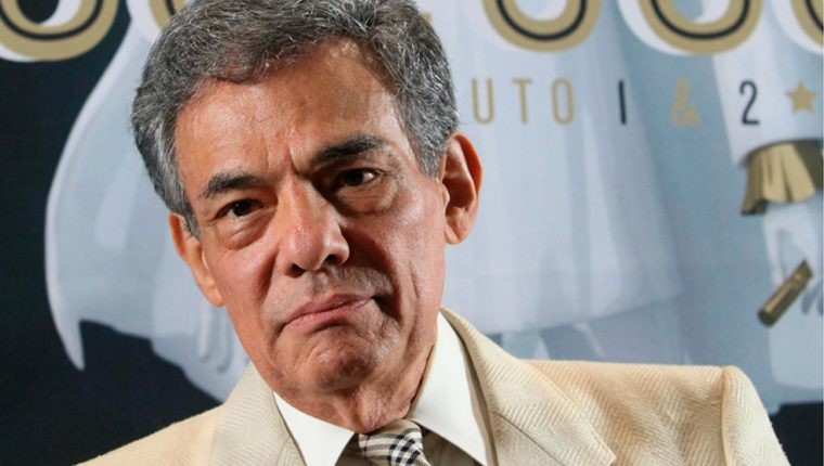 José José se encuentra delicado de salud (Foto Prensa Libre: EFE).