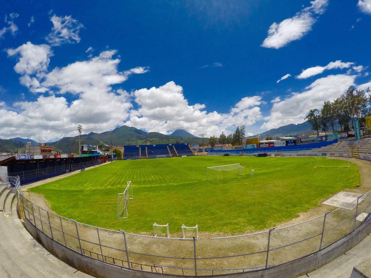 El estadio Mario Camposeco recibirá futbol de Primera División