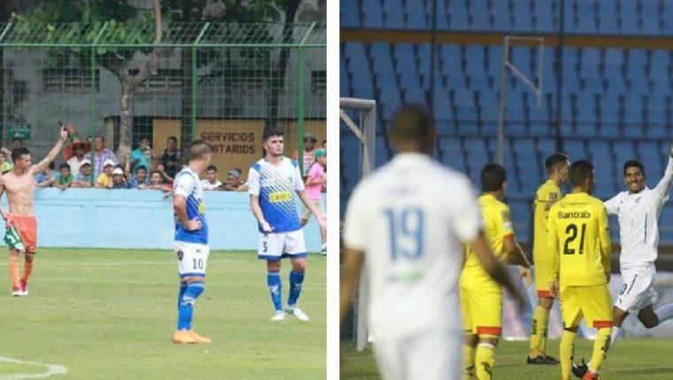 Venados y leones podrían reponerse y soñar con la permanencia en la jornada 16 con duelos directos. (Foto Prensa Libre: Hemeroteca PL)